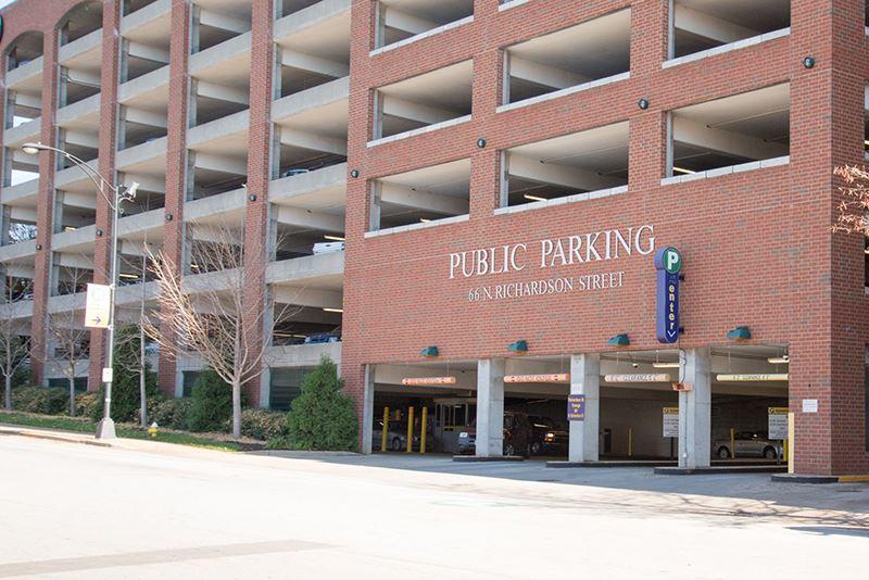 parking-garage-entrance